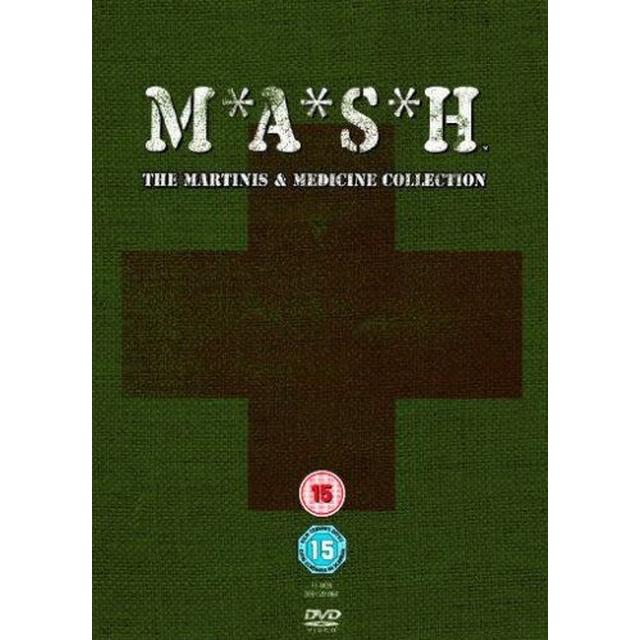 M*A*S*H - The Martinis & Medicine Collection [DVD] [2008]
